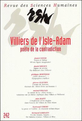 Revue des sciences humaines n 242 avril juin 1996 for Revue sciences humaines