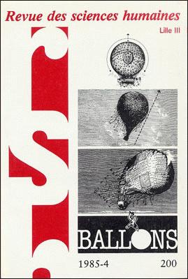 Revue des sciences humaines n 200 octobre d cembre 1985 for Revue sciences humaines