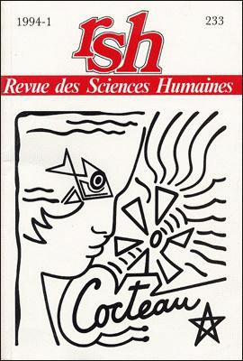 Revue des sciences humaines n 233 janvier mars 1994 for Revue sciences humaines