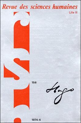 Revue des sciences humaines n 156 octobre d cembre 1974 for Revue sciences humaines
