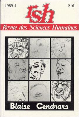 Revue des sciences humaines n 216 octobre d cembre 1989 for Revue sciences humaines