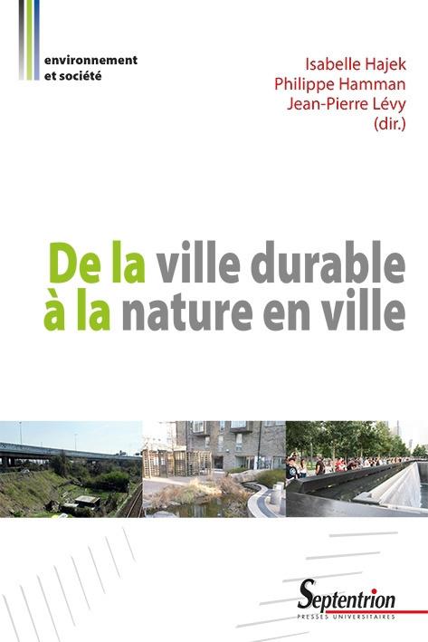 De la ville durable la nature en ville for La ville nature
