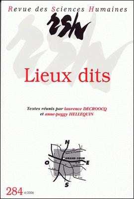 Revue des sciences humaines n 284 octobre d cembre 2006 for Revue sciences humaines