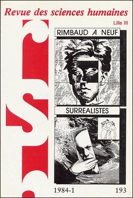 Revue des sciences humaines n 193 janvier mars 1984 for Revue sciences humaines