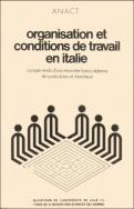 Organisation et conditions de travail en Italie