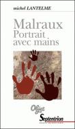 Malraux Portrait avec mains