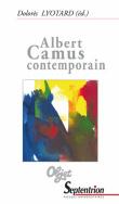 Albert Camus contemporain