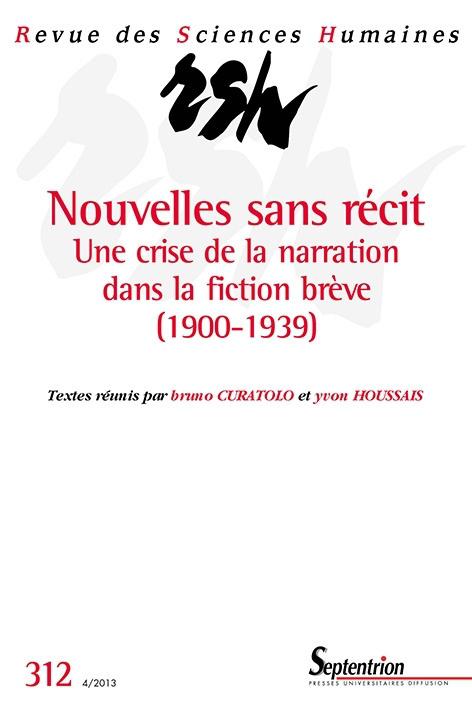 Revue des sciences humaines n 312 octobre d cembre 2013 for Revue sciences humaines