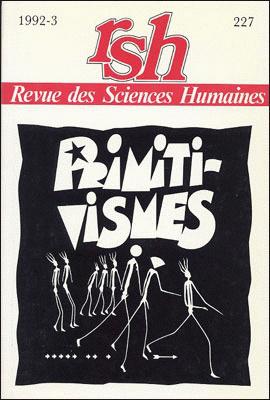 Revue des sciences humaines n 227 juillet septembre for Revue sciences humaines