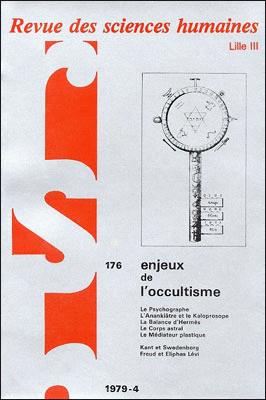Revue des sciences humaines n 176 octobre d cembre 1979 for Revue sciences humaines