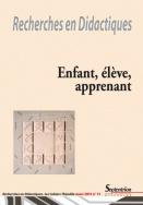 Recherches en Didactiques, n°11/juin 2011