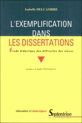 letre et le paraitre dissertation definition
