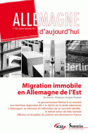 Allemagne d'aujourd'hui, n°198/octobre - décembre 2011