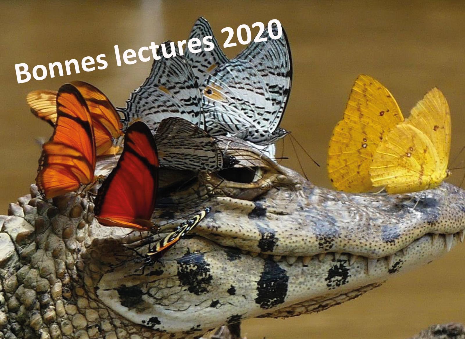 Bonnes lectures 2020